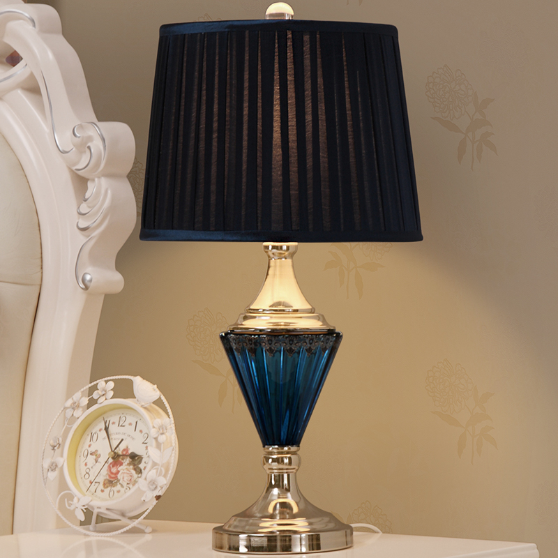 Simple Modern American Style Lamp Bedroom Bedside Lamp