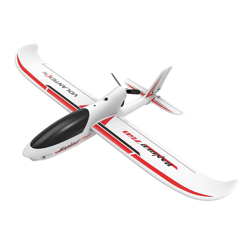 Volantex 767-2 Ranger 750 750mm Wingspan EPO FPV RC Airplane Fixed Wing PNP/RTF & One Key Return Function Outdoor Toys image