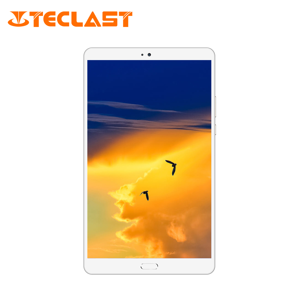 Teclast Master T8 8.4 inch Tablet PC Android 7.0 MTK8176 Hexa Core 1.7GHz 4GB RAM 64GB ROM Fingerprint Recognition Front 13.0MP