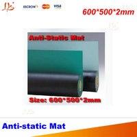 Free Ship 600 500 2mm Anti Static Mat Antistatic Blanket ESD Mat For Repair Work