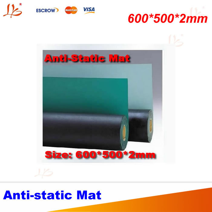600*500*2mm Anti-Static Mat, Antistatic Blanket ,ESD Mat For Repair Work аквариум 500 600 литров