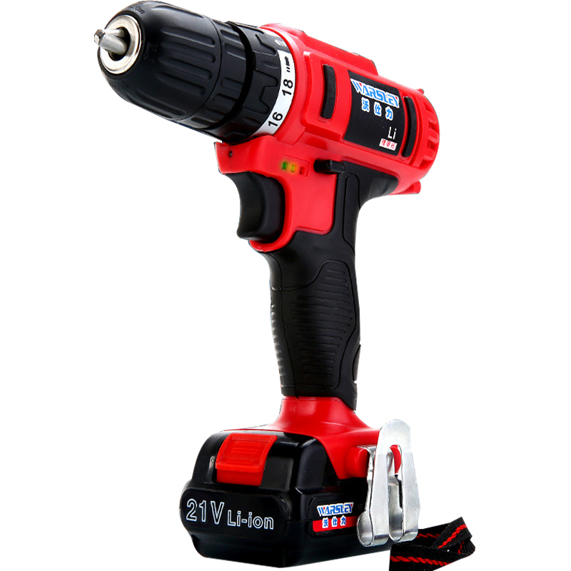 21V Cordless Drill Rechargeable Li-Battery Electric Drill Screwdriver Power Tool Herramientas Electricas Mini Drill стоимость