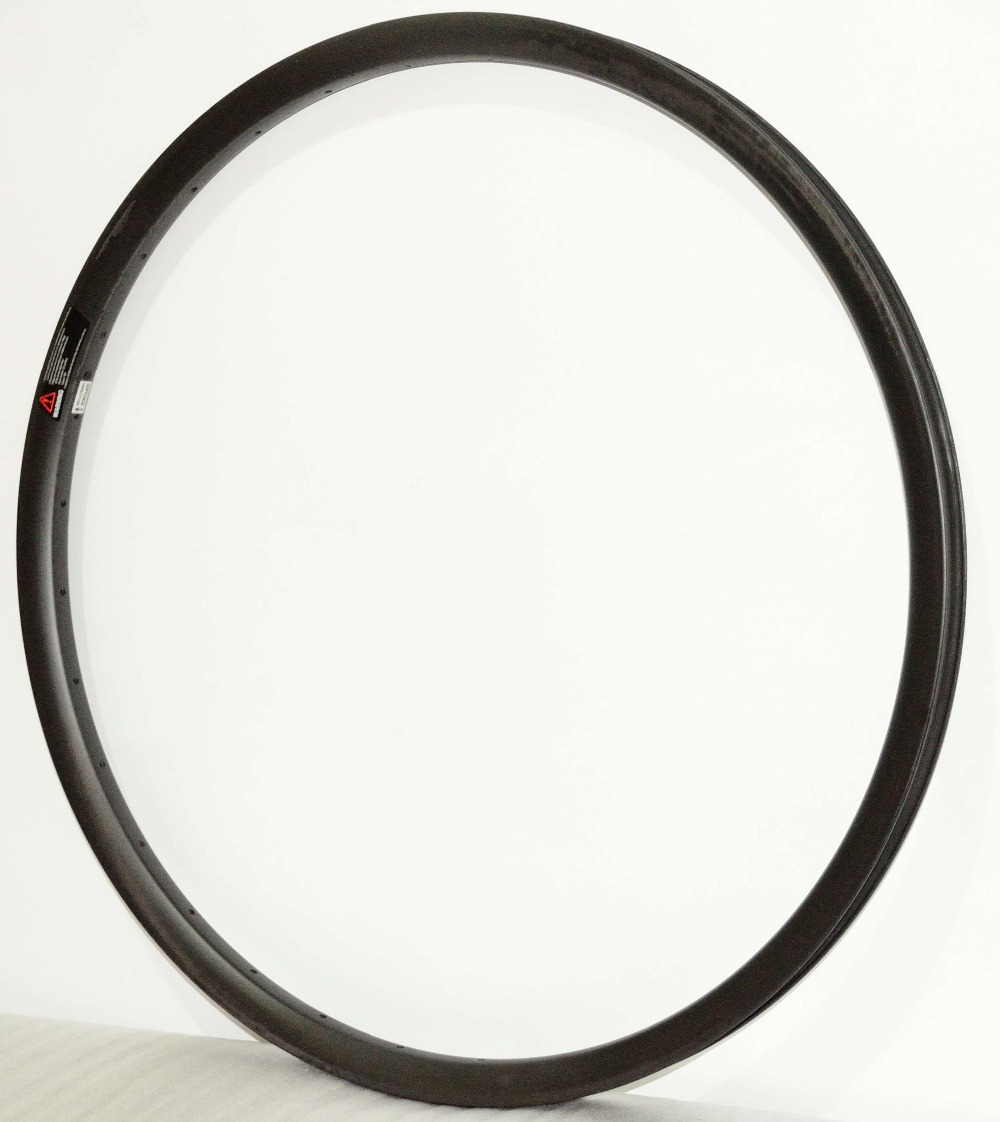 Free shipping MTB 27.5er/ 650B carbon wheels Disc brake 27.5inch 27mm width 25mm depth Mountain bicycle carbon Tubeless rim цены онлайн