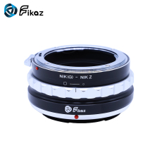 Fikaz For Nikon G-Nikon Z Lens Mount Adapter Ring for G F/AI/G to Z6 Z7 Camera