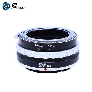 цена на Fikaz For Nikon G-Nikon Z Lens Mount Adapter Ring for Nikon G F/AI/G Lens to Nikon Z Mount Z6 Z7 Camera