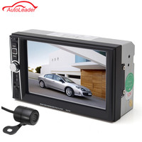 Universal 7 Inch 2 DIN Car Audio Stereo Player 7018B Touch Screen Car Video MP5 Player