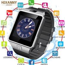 Купить с кэшбэком Men's Bluetooth Smart Watch Wearable Wrist Phone Watch Relogio 2G SIM TF Card For Iphone Samsung Android smartphone Smartwatch