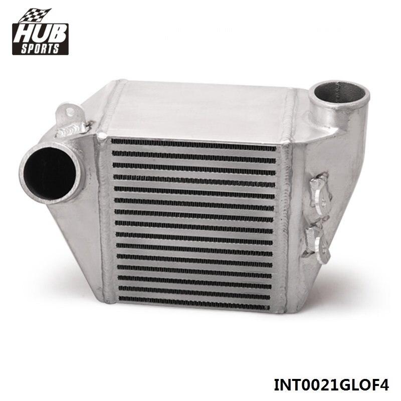 Pour VW Jetta 1.8 T moteur GOLF boulon sur aluminium montage latéral refroidisseur intermédiaire TURBO CHARGE HU-INT0021GLOF4