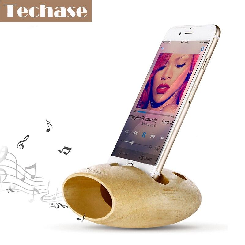 Comprar soporte de teléfono de madera para iPhone para Samsung - Accesorios y repuestos para celulares - foto 4