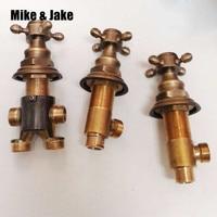 Mike&Jake bidet valve kit antique bidet faucet for basin sink 3 pieces faucet bidet antique