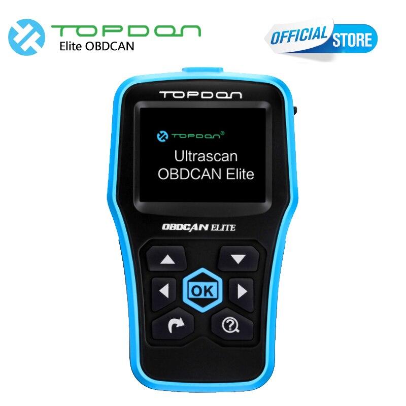 73aee374e6d608 TOPDON OBD2 Scanner ABS SRS scanner Ultrascan OBDCAN L ...