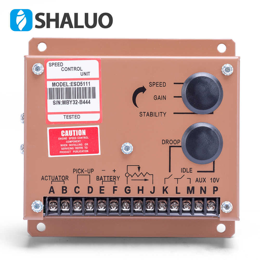 Detail Feedback Questions about Engine Motor Speed Regulator ESD5111