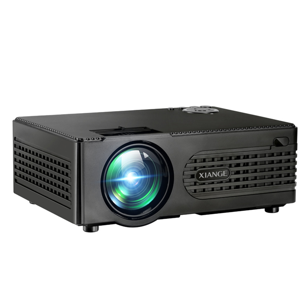 Original Mini Projector Full HD LED Projector 500LM Audio HDMI USB Mini Proyector Home Theater Media Player Beamer cheap china digital 1000lumens hdmi usb home theater best hd 1080p portable pico lcd led video mini projector beamer proyector