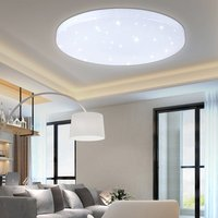 16W LED modern Stars Effect lamps Ceiling Lights Natural Warm White for bedroom living room kitchen indoor lighting fixture