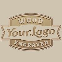 Uw Logo is Welkom Logo Custom Graveren op Bamboe Houten Horloges Houten Doos Logo Laser Graveren Vergoeding OEM/ODM