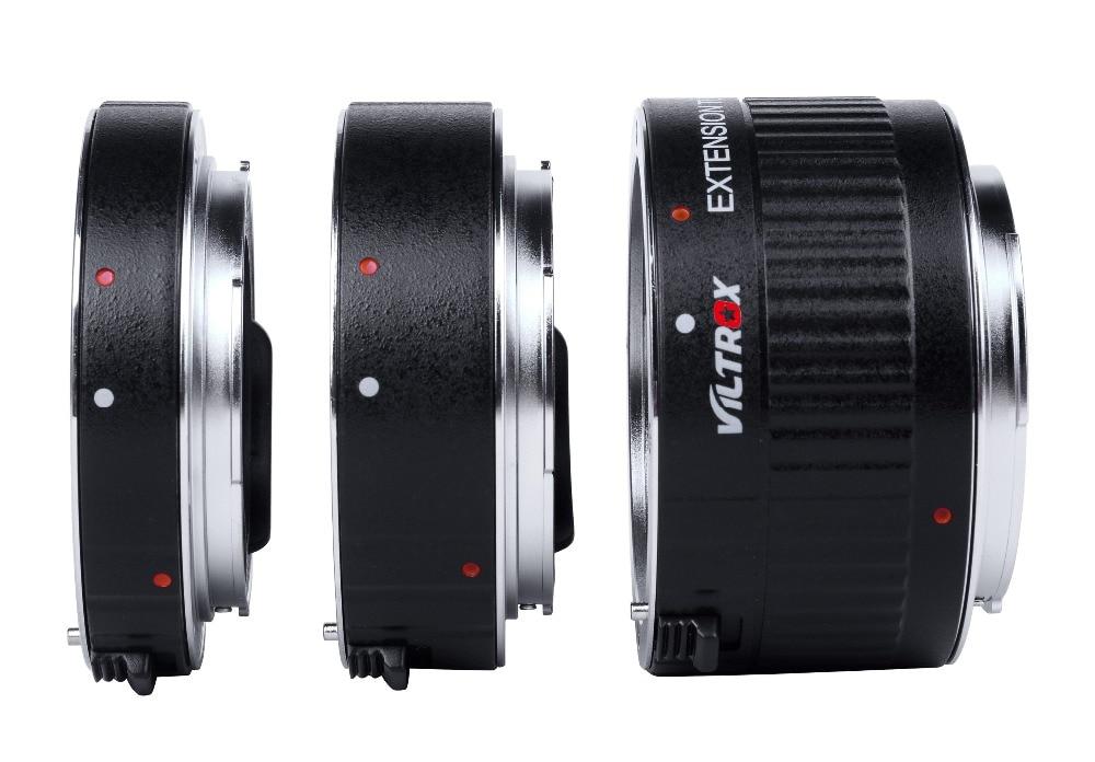 VILTROX Metal Mount Auto Focus AF մակրո ադապտեր Canon EOS - Տեսախցիկ և լուսանկար - Լուսանկար 4
