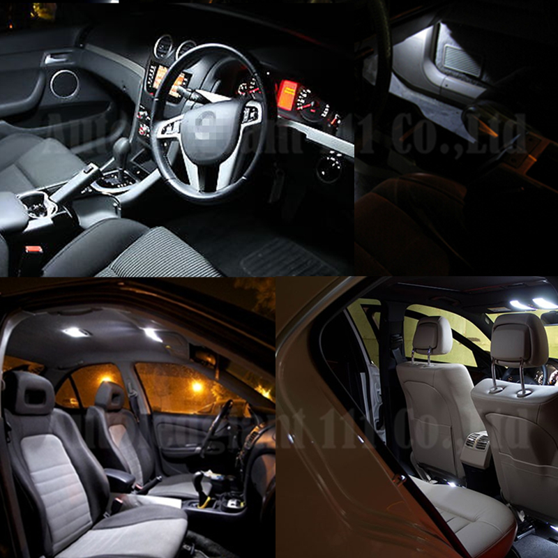 Wljh 20x canbus bright white car interio light package for bmw e39 aeproducttsubject sciox Choice Image