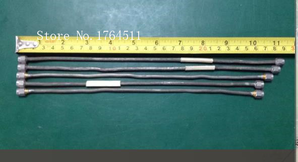 [BELLA] SMA SMA Import DC-20GHz Revolution Link 26-29CM RF Test Cable  --10PCS/LOT