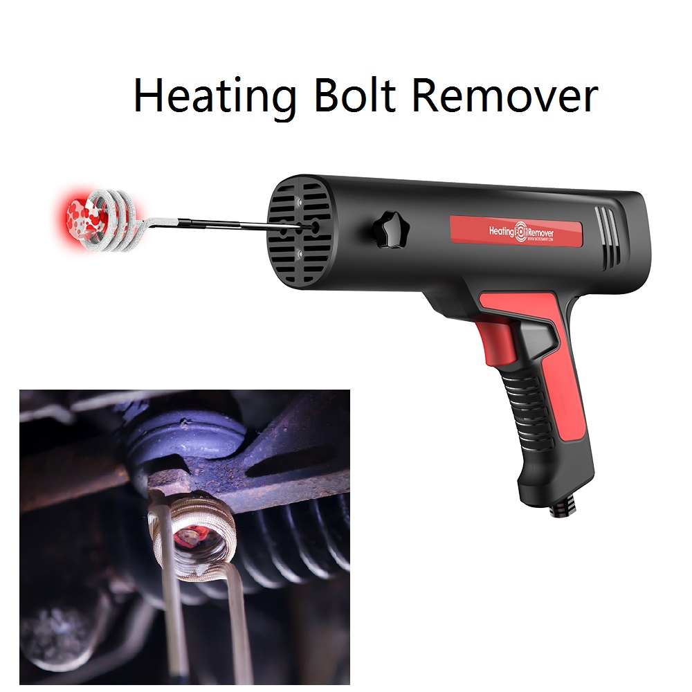 Induction Heater Bolt Heat Disassembler Release Rusty Screw Tool Nut Quick Separator Heating Bolt Remover Car Repair ToolInduction Heater Bolt Heat Disassembler Release Rusty Screw Tool Nut Quick Separator Heating Bolt Remover Car Repair Tool