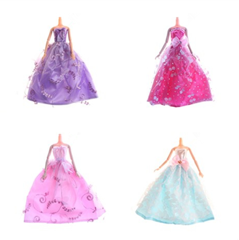 Одна деталь свадебные блестки платье для маленькой принцессы, возраст: Вечеринка одежда длинное платье наряд для аксессуары