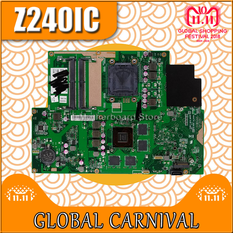 Z240IC MAIN_BD./DIS GTX960 90PT01E0-R05000 motherboard For Asus Z240I Z240IC Laptop motherboard MainboardZ240IC MAIN_BD./DIS GTX960 90PT01E0-R05000 motherboard For Asus Z240I Z240IC Laptop motherboard Mainboard