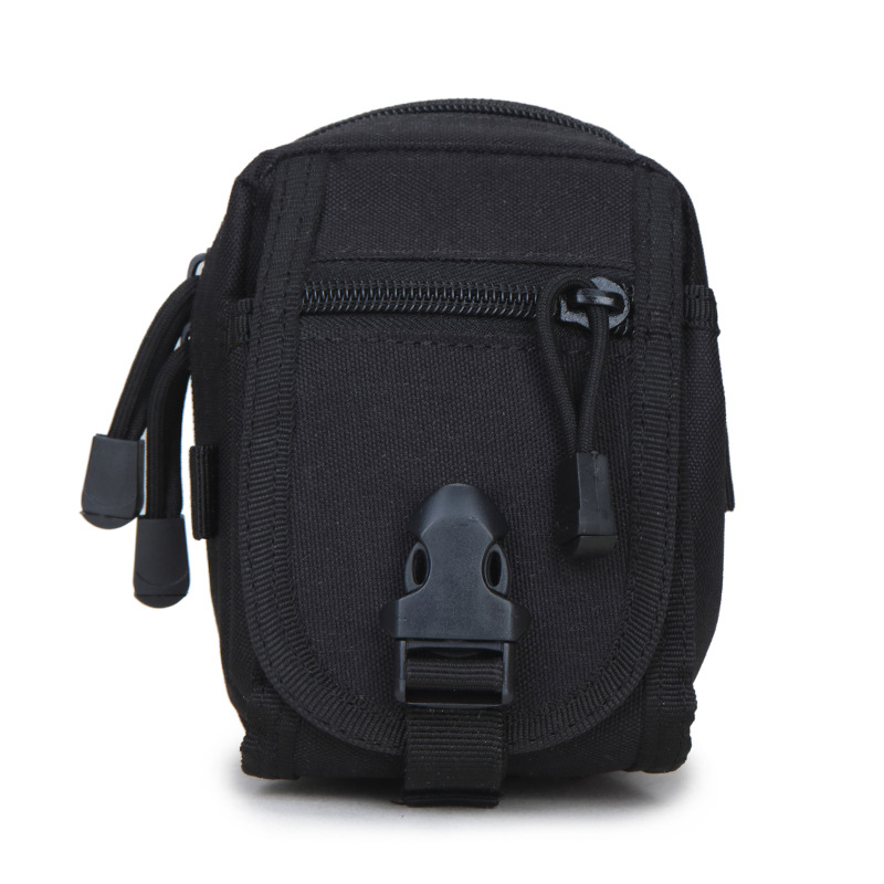 Hot sale High Quality Waterproof nylon Waist Packs Men Belt Bag Portable Men And Women Waist Bags Free Shipping Feminina YB11