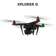 Original  XIRO XPLORER G Pro Version with 3 Axis Camera Gimbal WIFI drone support GoPro3 and GoPro4 RC Quadcopter RTF