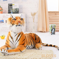 12''30cm Cute Plush Tiger Toy Staffed Animal Pillow Kawaii Toy Kids Baby Doll Birthday Gift
