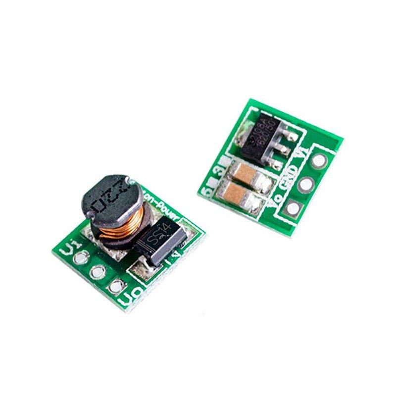 Lantianrc 0.9V-5V To 5V 0.8-3.3V To 3.3V DC-DC Boost Power Supply Module Board For RC FPV Racing Drone