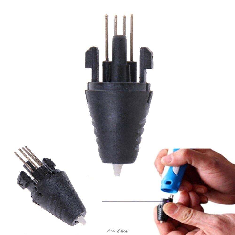 חדש לגמרי מדפסת עט מזרק ראש זרבובית לדור ראשון 3D הדפסת עט חלקים באיכות גבוהה
