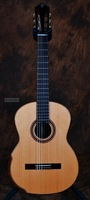 full solid wood performance classic guitar with free hard case
