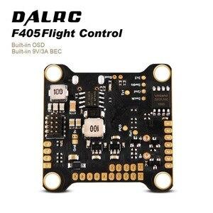 Image 1 - DALRC F405 F4 טיסה בקר עם MPU6000 ג יירו תומך 8K קצב רענון פעולה מובנה OSD לעבוד עם 4IN1 ESC