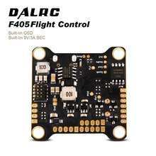 DALRC F405 F4 flight controller with MPU6000 Gyro Supports 8K Refresh Rate Operation Built in OSD Work with 4IN1 ESC