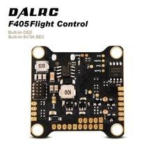 Dalrc F405 F4 Vlucht Controller Met MPU6000 Gyro Ondersteunt 8K Refresh Rate Bediening Ingebouwde Osd Werken Met 4IN1 Esc