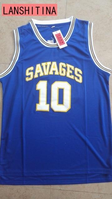 9931a2bd7 Mens Dennis Rodman Basketball Jerseys Rodman 10 OKLAHOMA SAVAGES College  Basketball Jersey Stitched Shirts