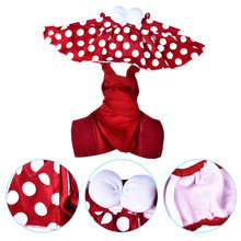Dog Sanitary Pantie Dog Clothes Lovely Shorts with Dot Pattern for Dogs Cats Dog Physical Pants on free shipping