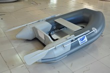 1 people Goethe Rubber Inflatable boat  with aluminum floor