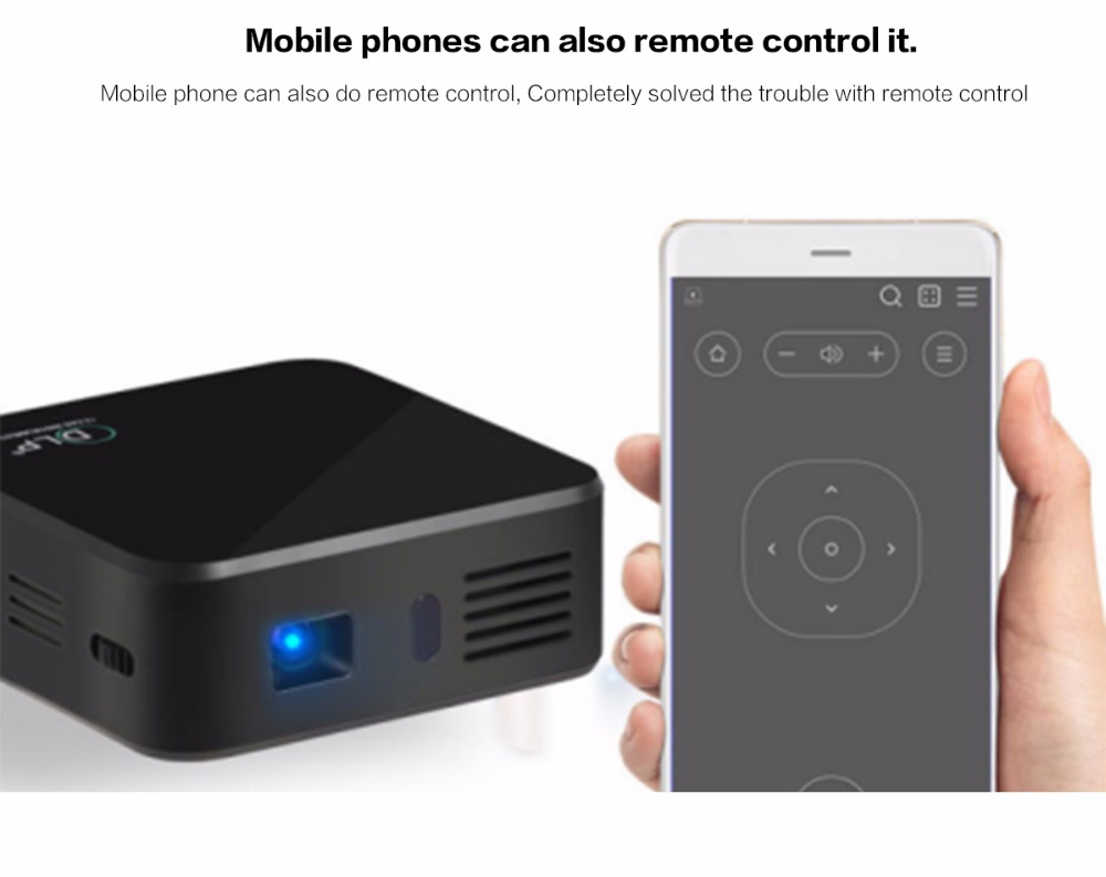 mini projector hd