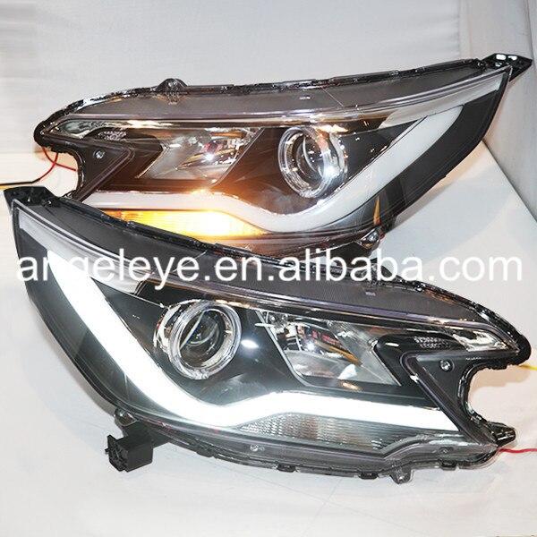 For HONDA 2012 2014 year For CRV LED Headlight YZ