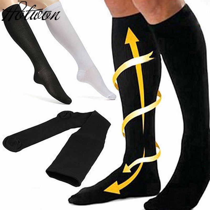 Compression   Socks   Breathable Travel Activities Fit for Nurses Shin Splints Flight Travel