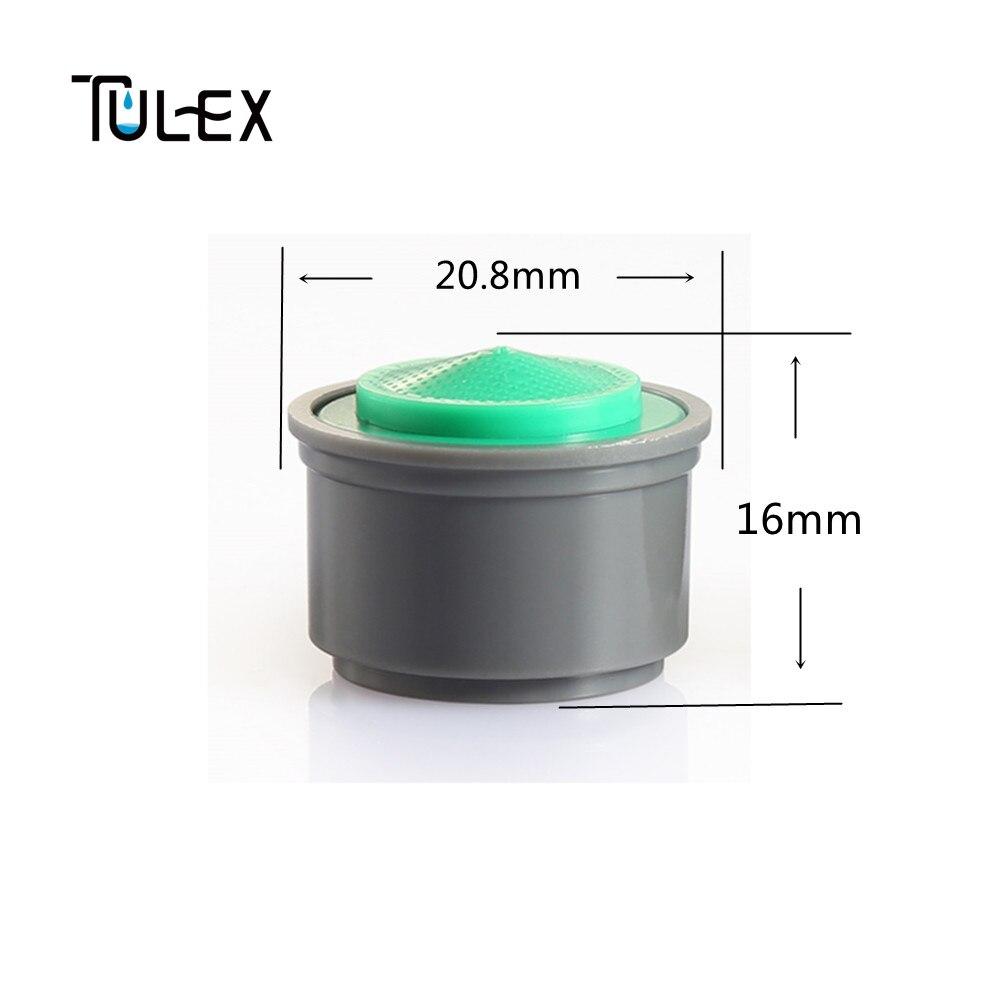 6 PCS water saving faucet aerator 2L minute 24mm male 22mm female thread size ta