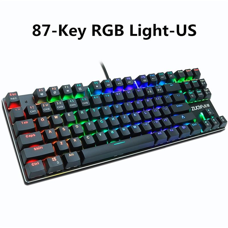 87Black RGB Light US