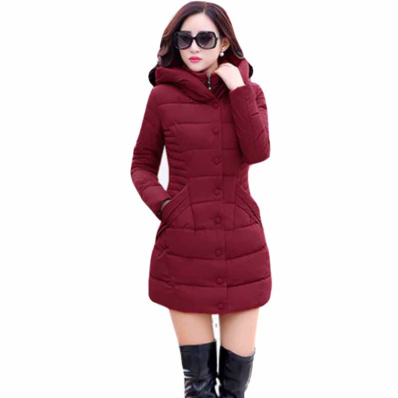 Cheap Wholesale 2018 New Autumn Winter Selling Women's Fashion Casual Warm Jacket Female Bisic Coats  Y112