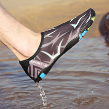 Thestron Water Shoes Aqua Stretch Fabric Size 35-46 Men Women Sneakers for Unisex Sports Trainers