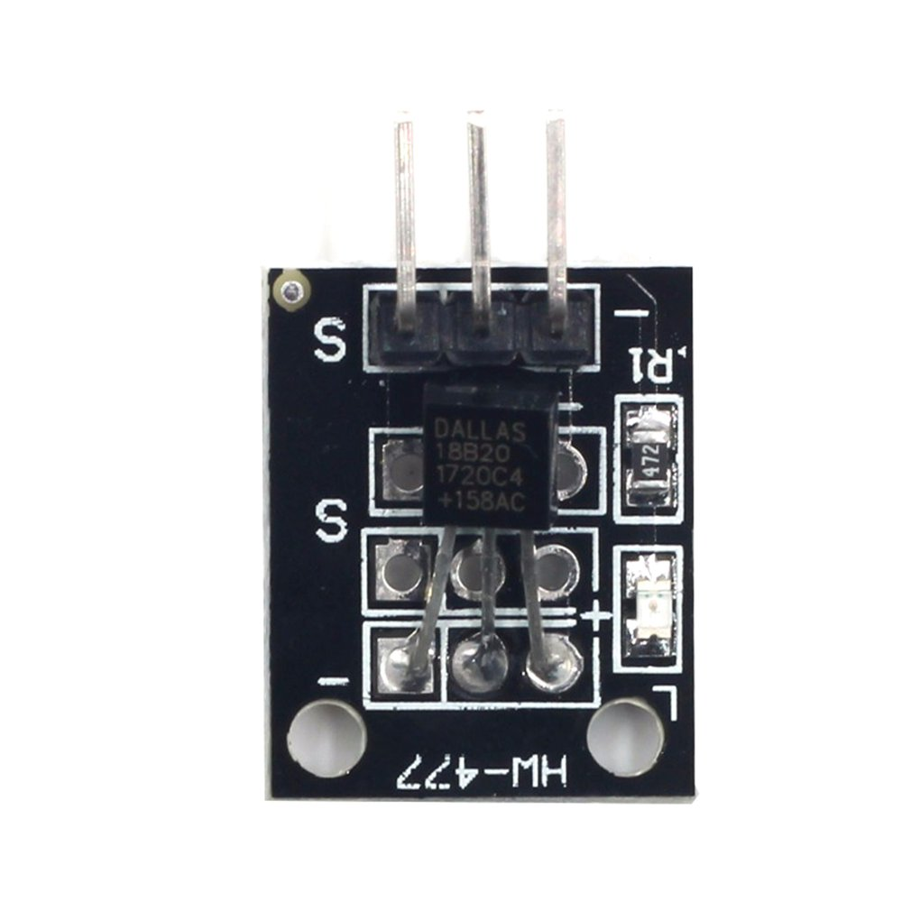 18B20 Temperature Sensor Module Ky-001 Accessories Sensor Module Module 18B20 Temperature Sensor Module Ky-001 Accessories