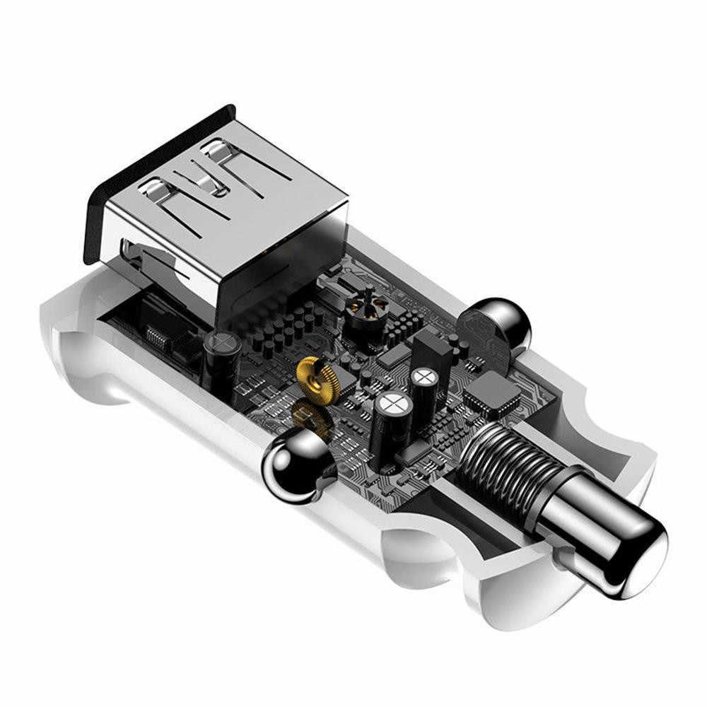 2 Port USB Charger Mobil Usb 3.1A untuk iPhone 4 5 6 LG HTC Samsung Ponsel untuk Huawei untuk Xiaomi Mi USB Tipe Qi untuk BMW X1