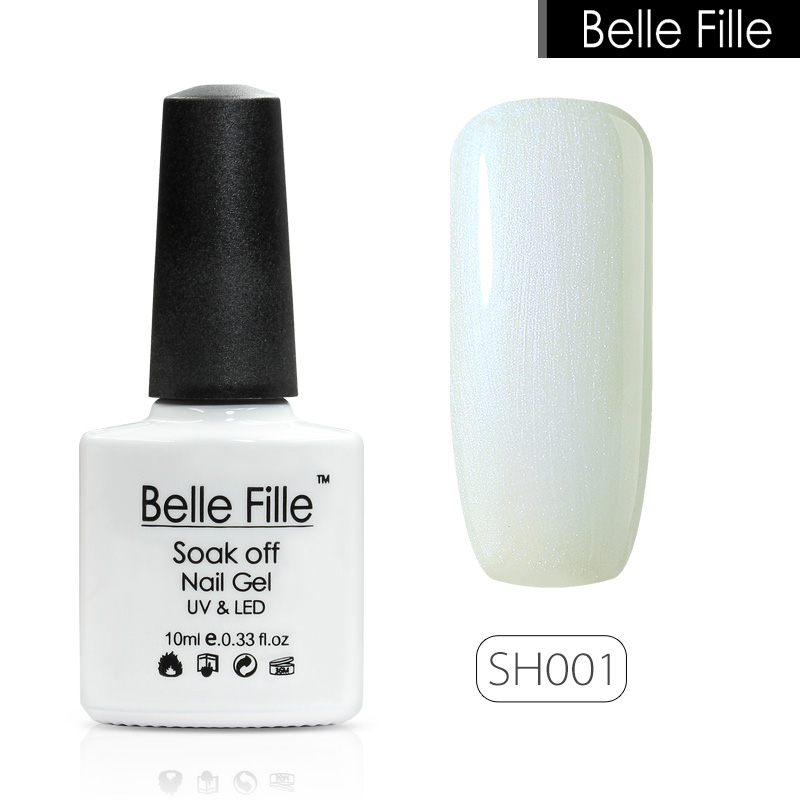 Belle Fille Shell 10мл Shell Gel Nail Polish 12 - Маникюр - фото 2