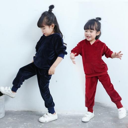74ee0e35e Newborn Baby Boys girls Clothing Boy Clothes Set Active Children ...