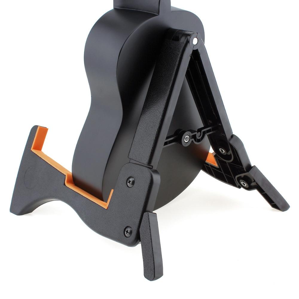 Opvouwbare Gitaar Viool Ukelele Vloer Houder Bracket Mount Smart - Muziekinstrumenten - Foto 6