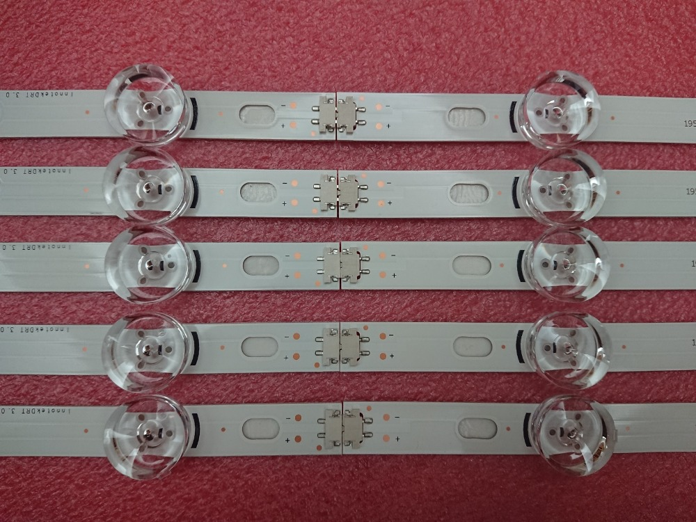 Image 5 - 5set=50 PCS  LED backlight strip for LG 50LB 50LB650V Innotek DRT 3.0 50 A B 6916L 1736A 1735A 6916L 1978A 1979AReplacement Parts & Accessories   -